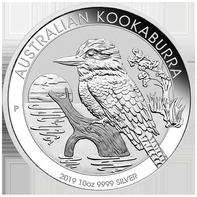 10 Unzen Kookaburra 2019